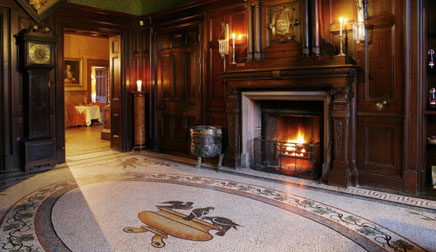Castle Leslie Interior